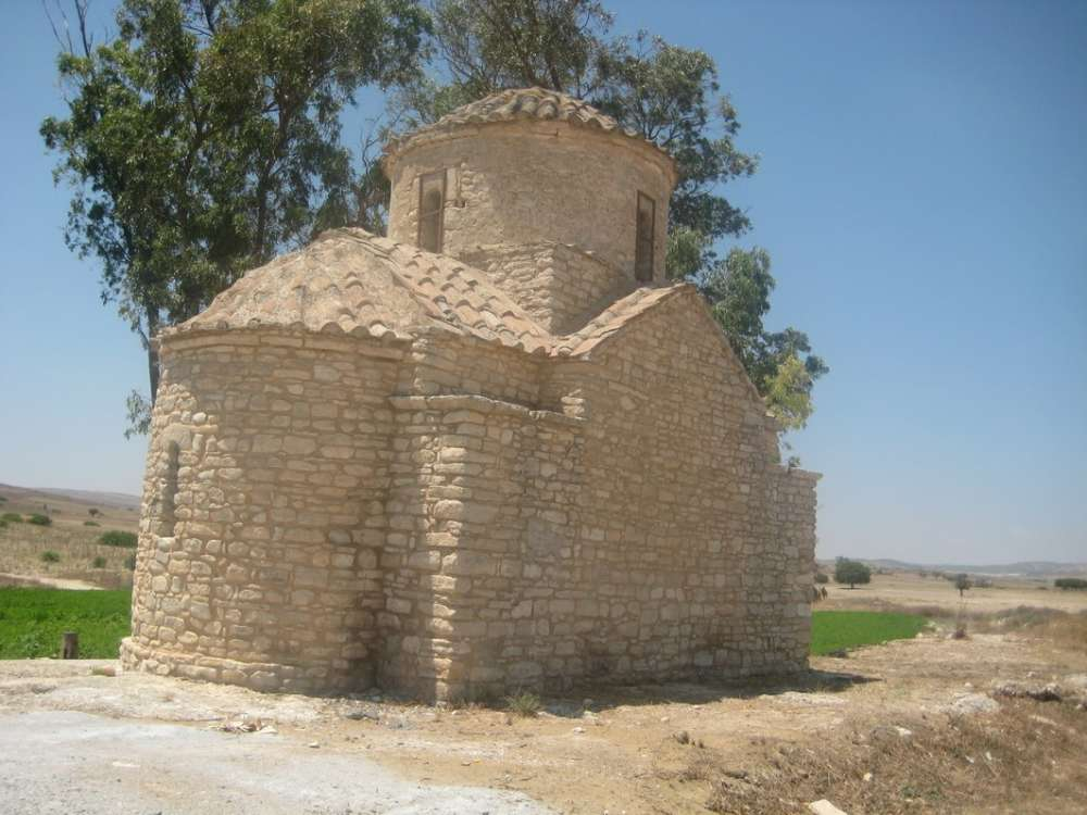 Agios Effimianos Church
