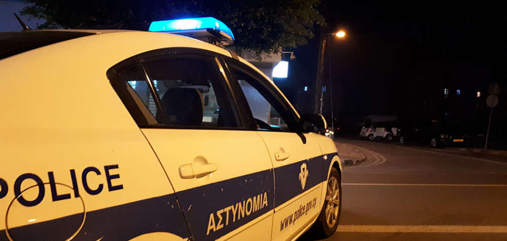 52 year old caught driving a stolen car on the Nicosia – Limassol highway