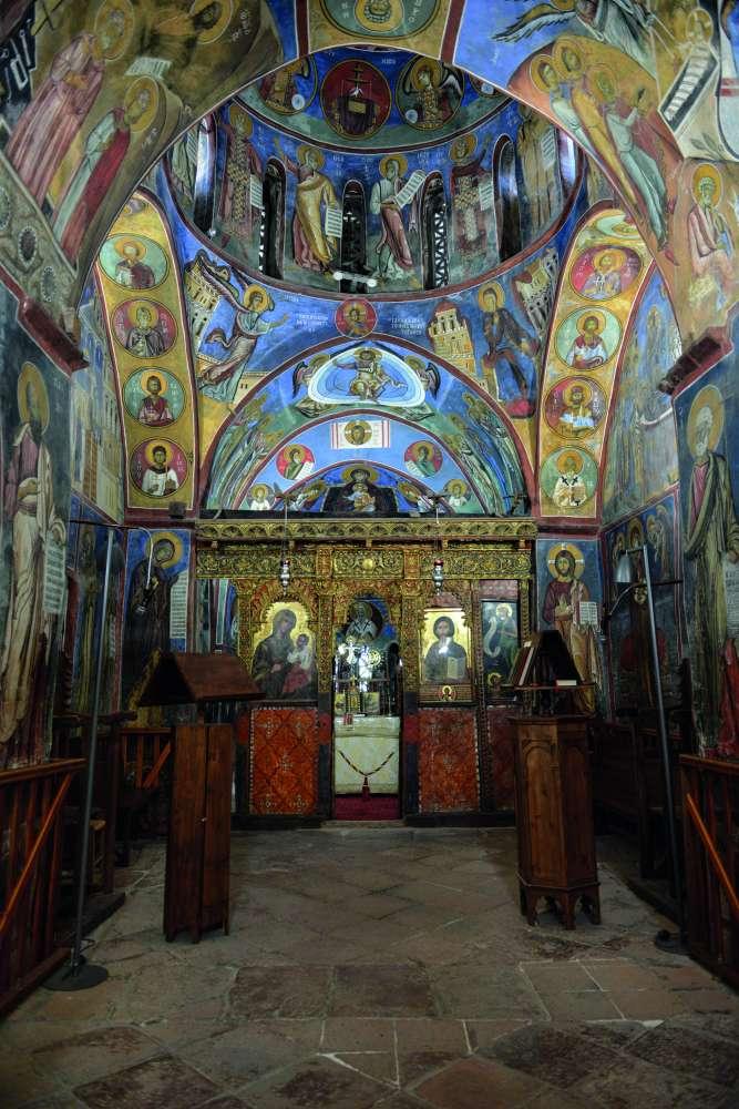 Book presentation: The Church of Panagia tou Arakos