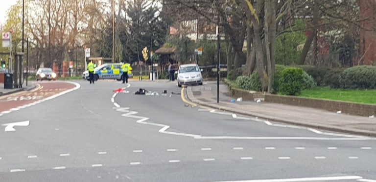 UK Cypriot 80 year old man has died in road accident in London