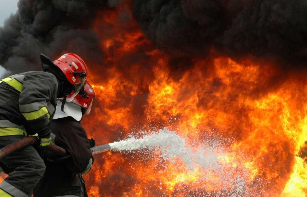 Fire in Kofinou under control