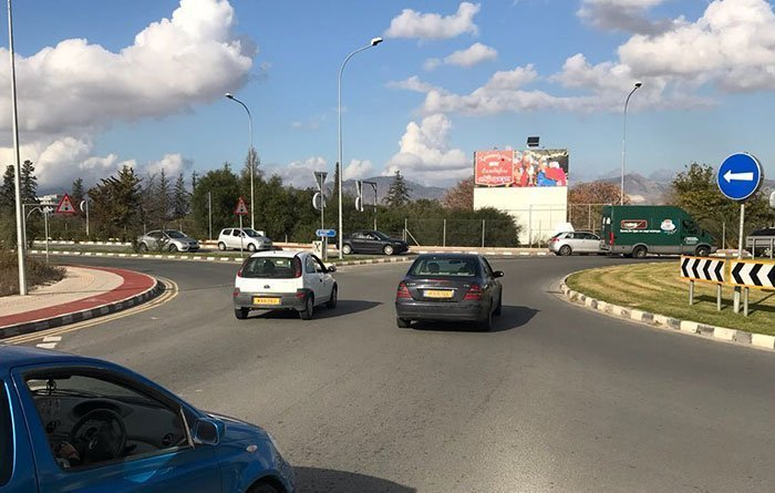 Central Strovolos-Engomi road to close for two weeks