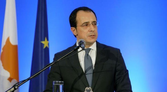 FM outlines Cyprus' vision to establish a regional security and cooperation organisation