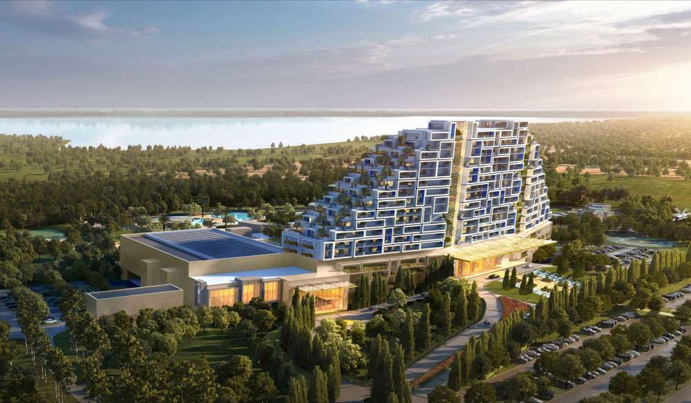 ICR Cyprus Awards construction contract for City of Dreams Mediterranean to Avax - Terna J.V.