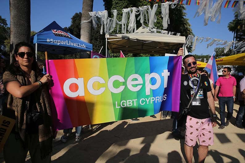 Accept-LGBTI Group takes action against the bishop of Morphouat EU level