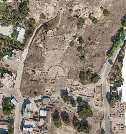 Australian archaeologists shed light on Paphos ancient theatre