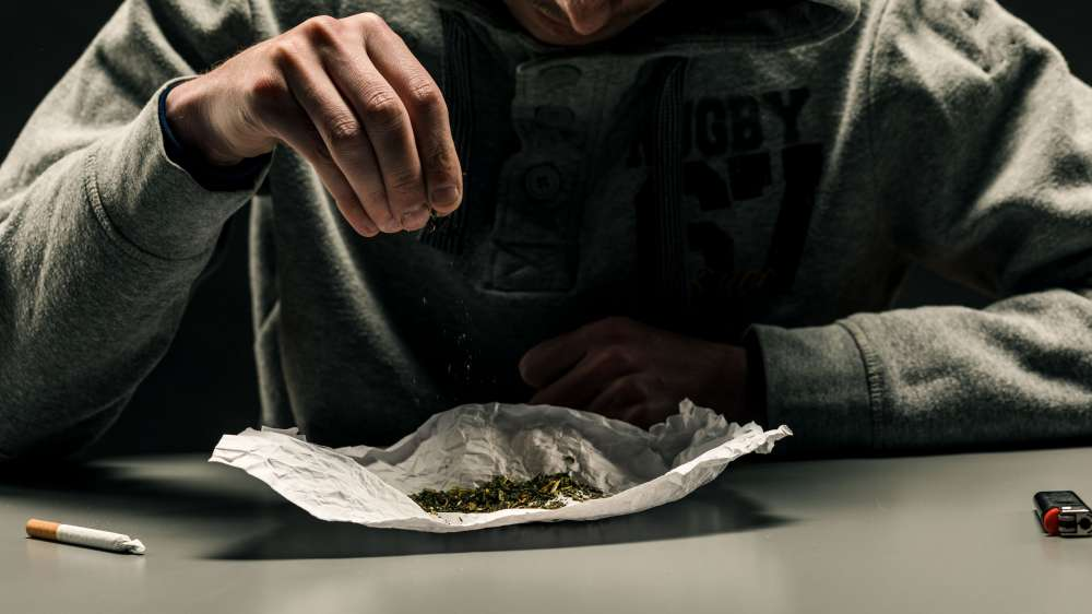 15-year-old found unconscious used cannabis and LSD