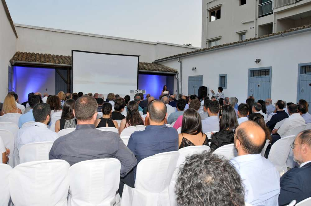 Larnaca: Cyprus Marine and Maritime Institute 'sets sail'