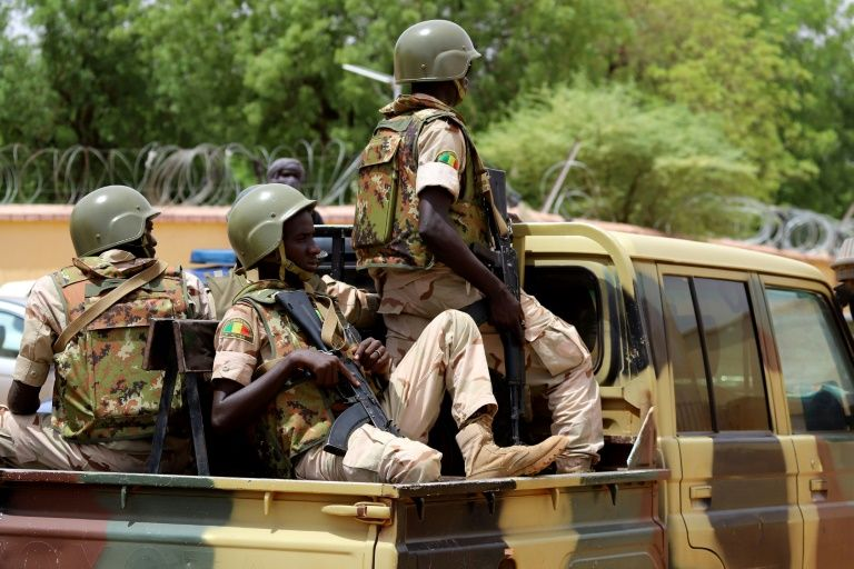 Mali says 54 killed in militant attack on army post
