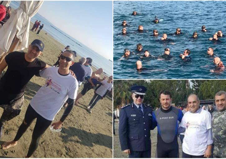 Special Forces swim for 'Our Little Heroes' (pics)