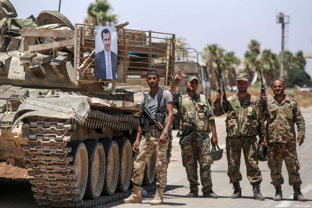 Syrian army begins to move troops to 'confront' Turkey in northern Syria - state media