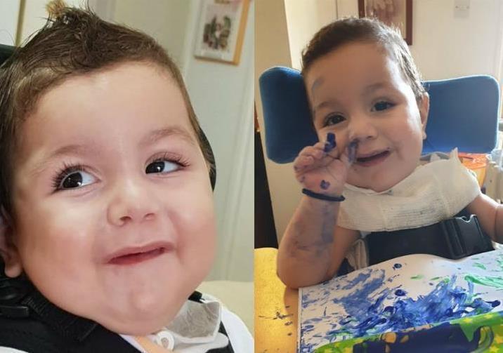 Good news for little Antonis – Treatment begins on Thursday