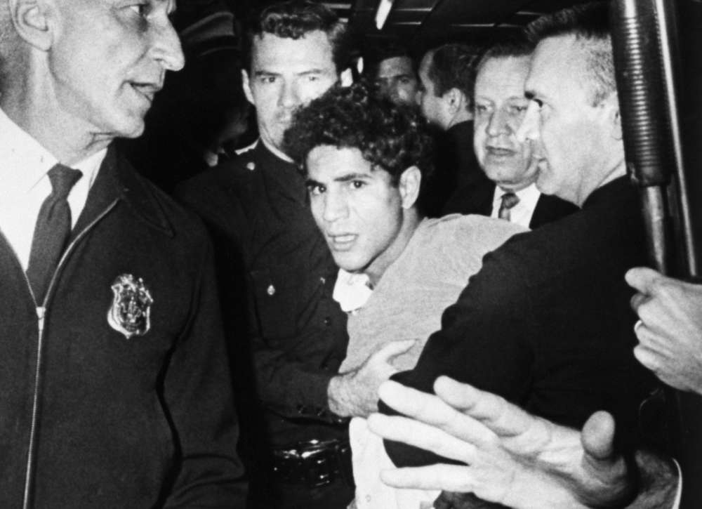Convicted RFK assassin Sirhan Sirhan stabbed in California prison