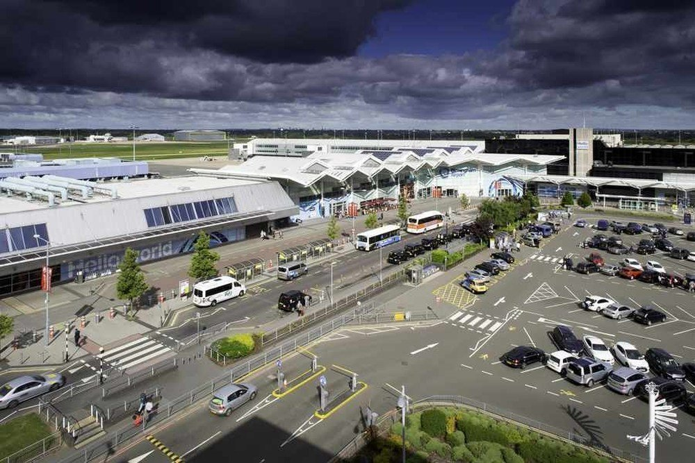 Air traffic control fault halts services at Britain's Birmingham airport
