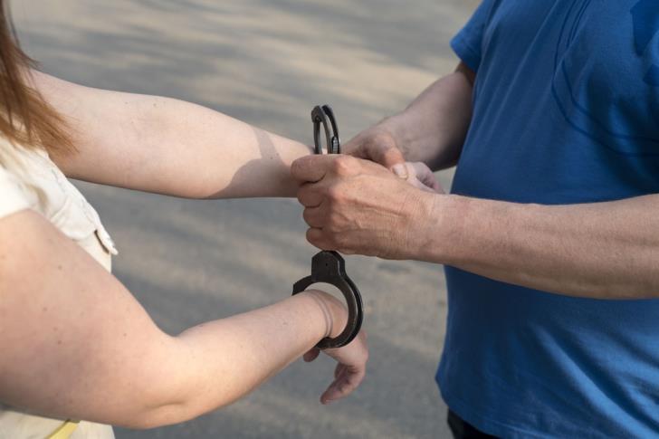 Woman arrested for sham weddings
