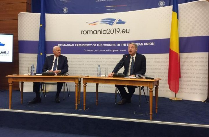 Romanian EU Presidency favours continuation of EU-Turkey dialogue