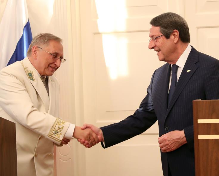 Cyprus possesses sovereign rights to its EEZ