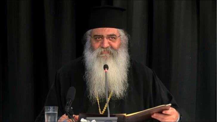 First public statement by Bishop of Morphou after his remarks on gays