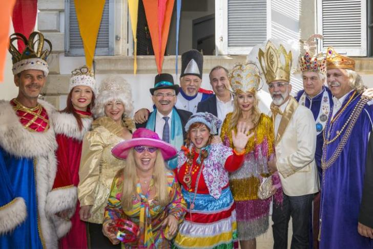 Limassol ready for 11 days of Carnival festivities