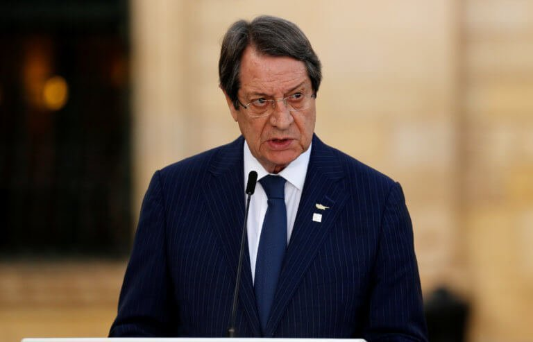 President Anastasiades expresses regret for being targeted through libellous articles