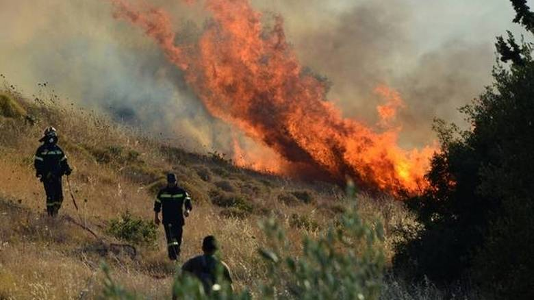 Limassol: Three fires break out within half an hour raising suspicions