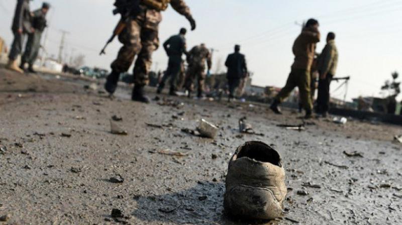 Update: Suicide bomber kills 3 Czech NATO soldiers in Afghanistan