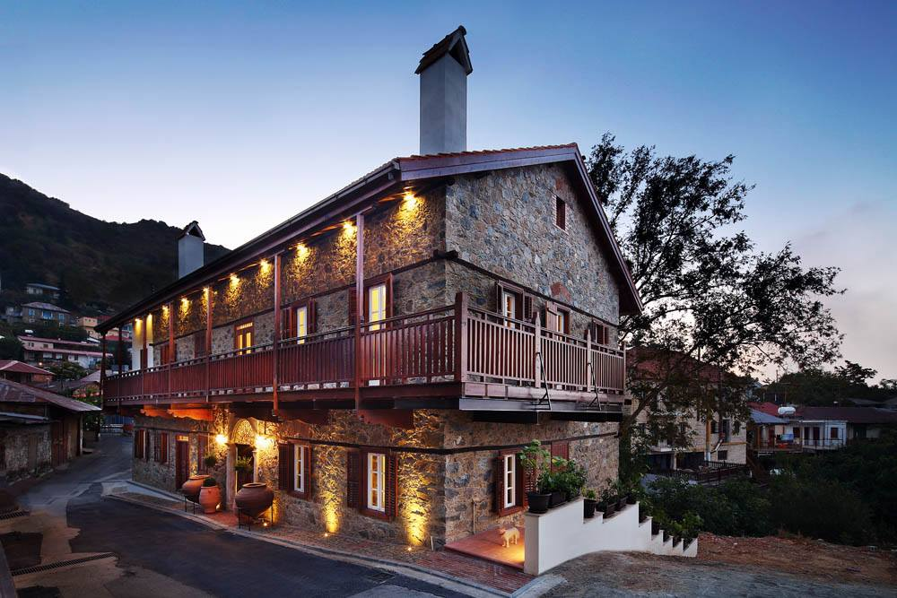 Aristotelio Boutique Hotel: Elegance in the mountains