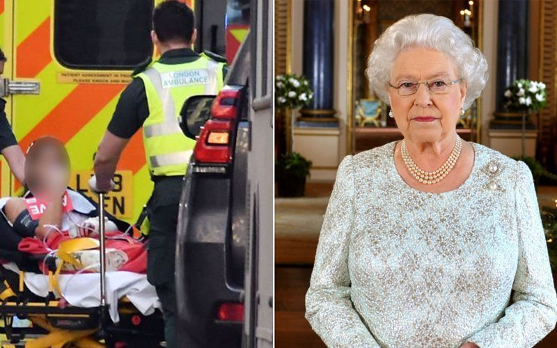 Queen Elizabeth sends sympathies to families of London Bridge victims