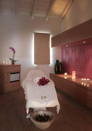 Spa and/or other wellness facilities at Ayii Anargyri Natural Healing Spa Resort
