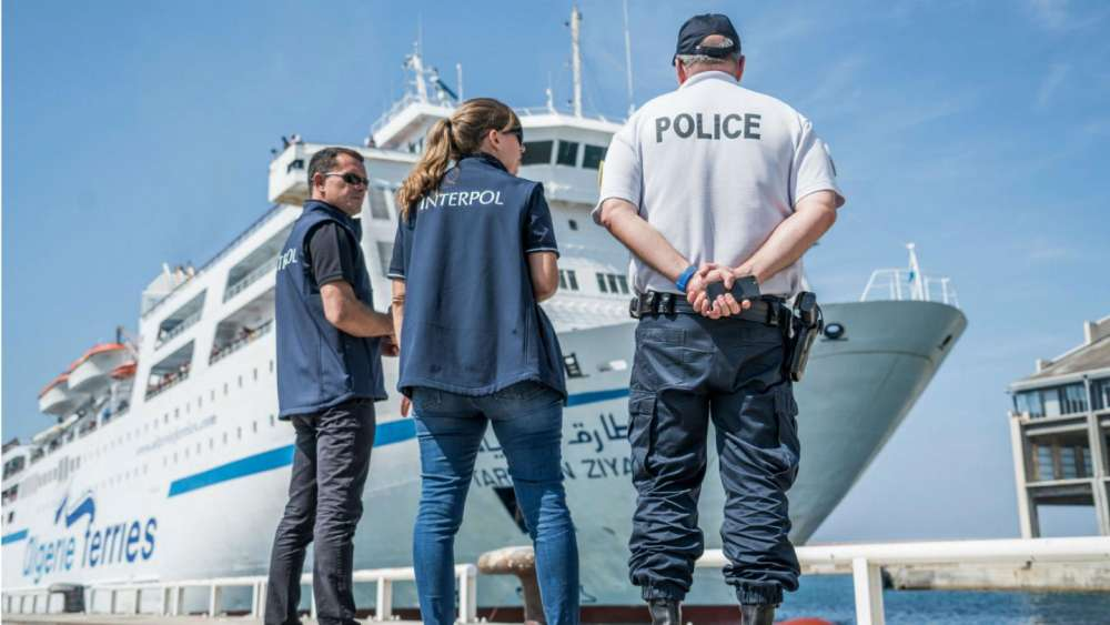 Interpol detected foreign terrorist fighters in the Mediterranean