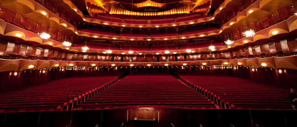NY Met brings opera to your place - live streaming from New York