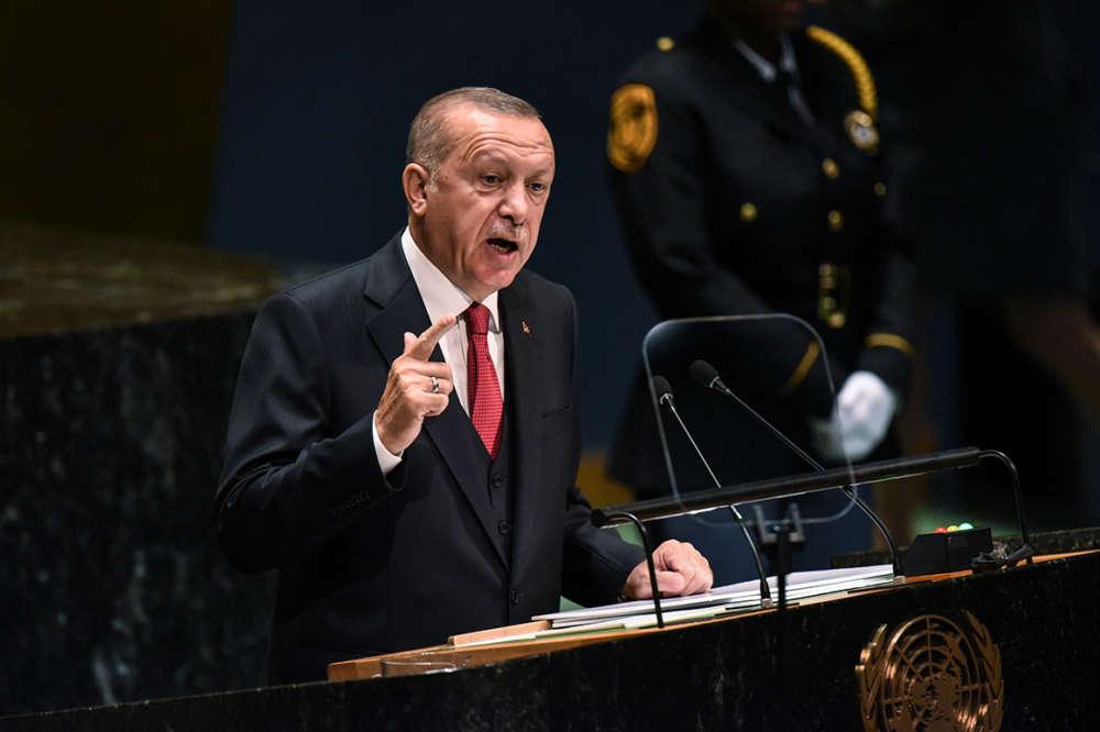 No sanctions on Turkey during Erdogan's U.S. visit
