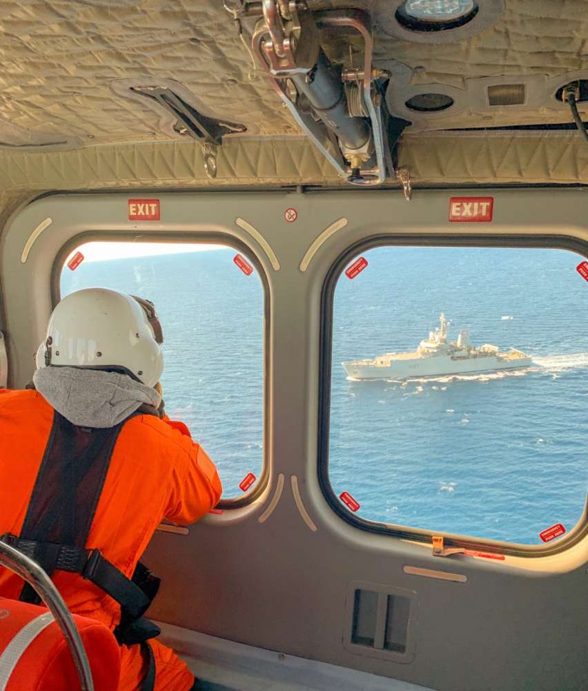 Cyprus-U.K. joint search and rescue exercise (pictures)