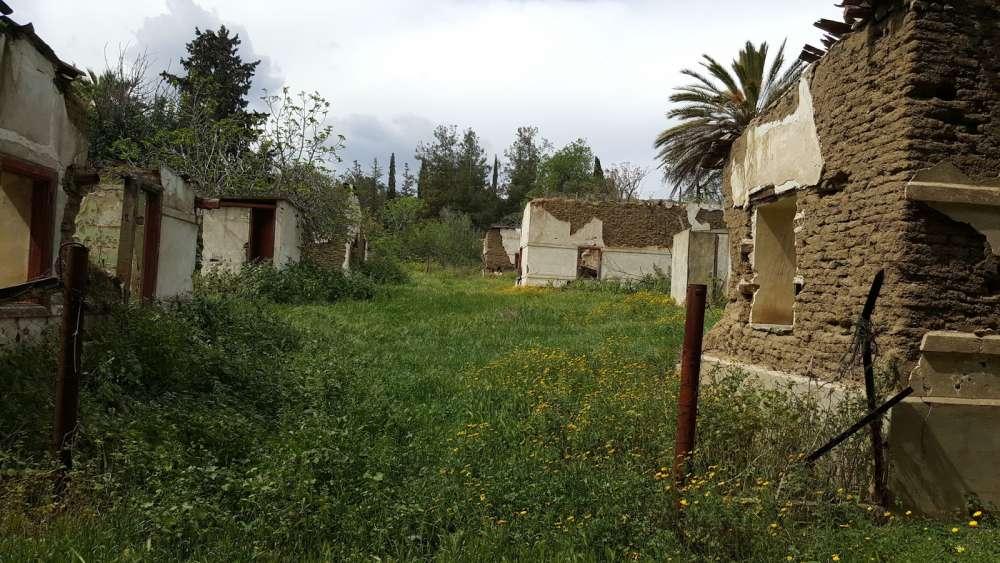 The Ghost village of Skouriotissa