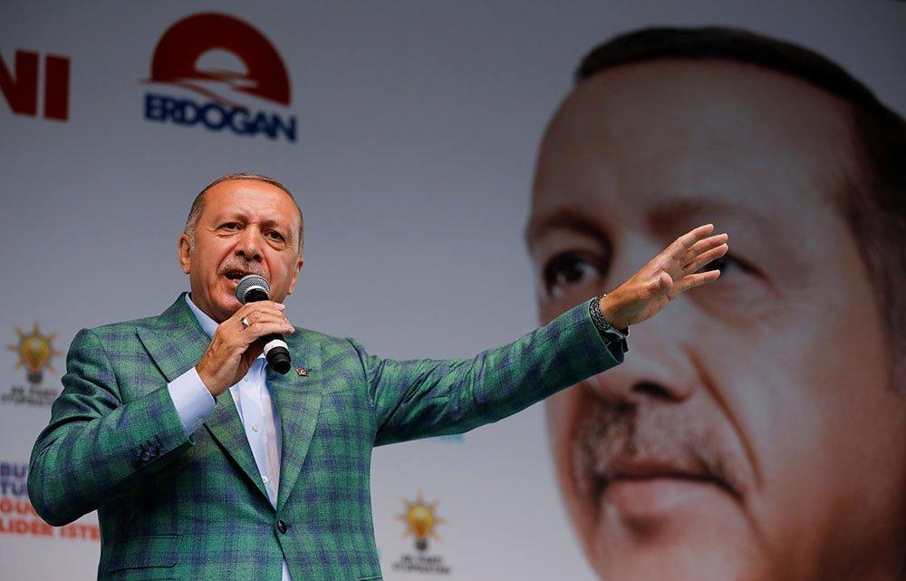 Erdogan vows action against