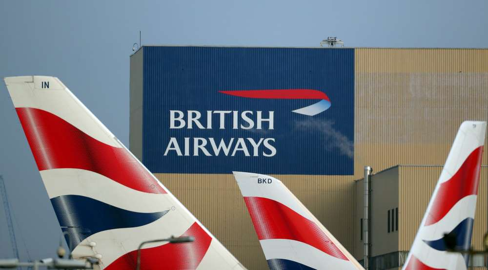 British Airways faces $230 million fine over data theft