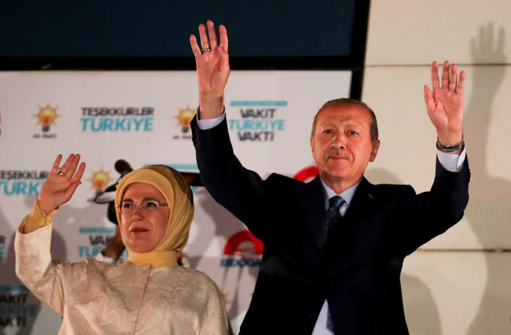 Erdogan vows more efficient government