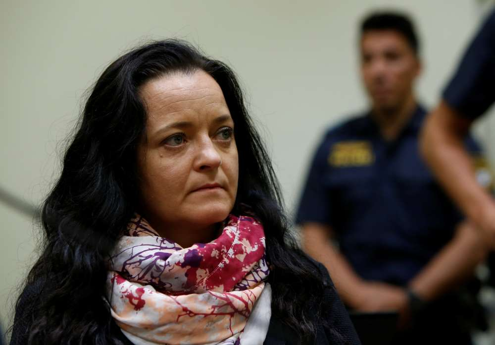 German neo-Nazi murderer sentenced to life in prison