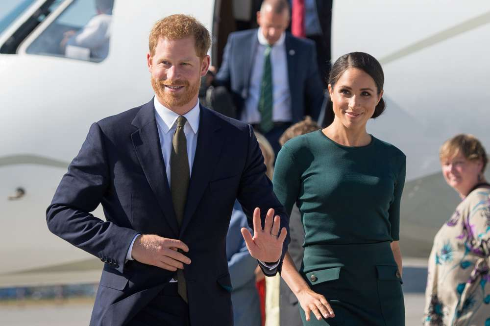 Prince Harry and Meghan move to Windsor Estate ahead of first baby