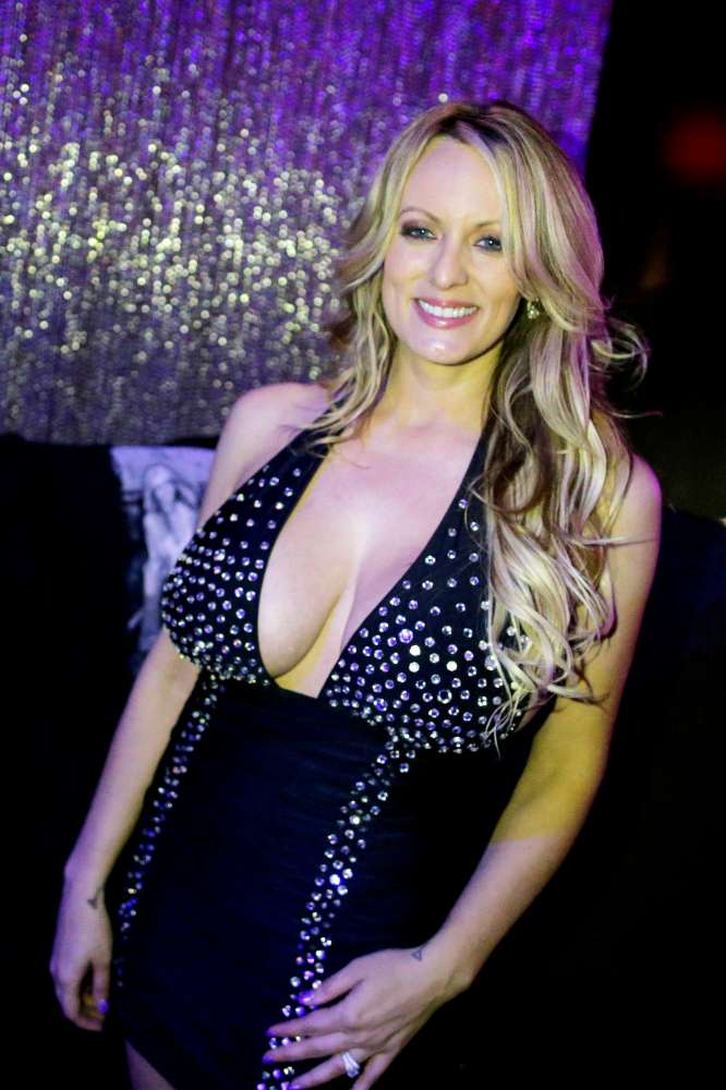 Stormy Daniels arrested in Ohio strip club