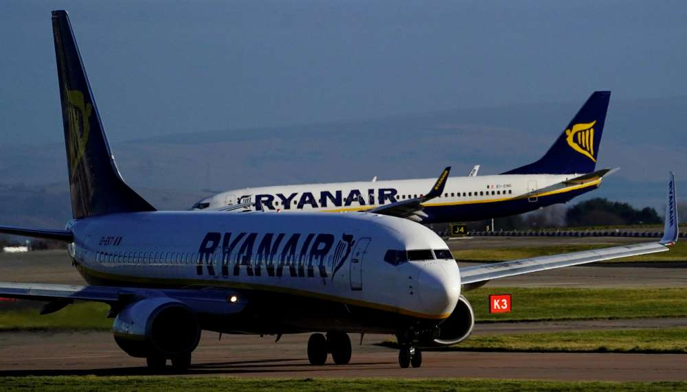 Ryanair reaches agreement with Irish union in pilots dispute