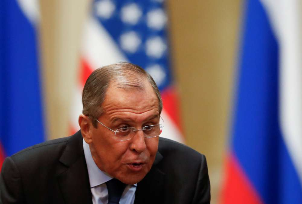 Russia pushes back Lavrov's Greece visit after diplomatic row - TASS