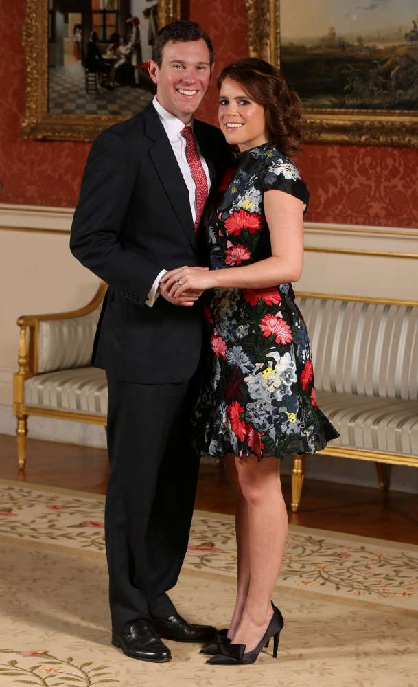 Princess Eugenie copies cousin Harry for October wedding