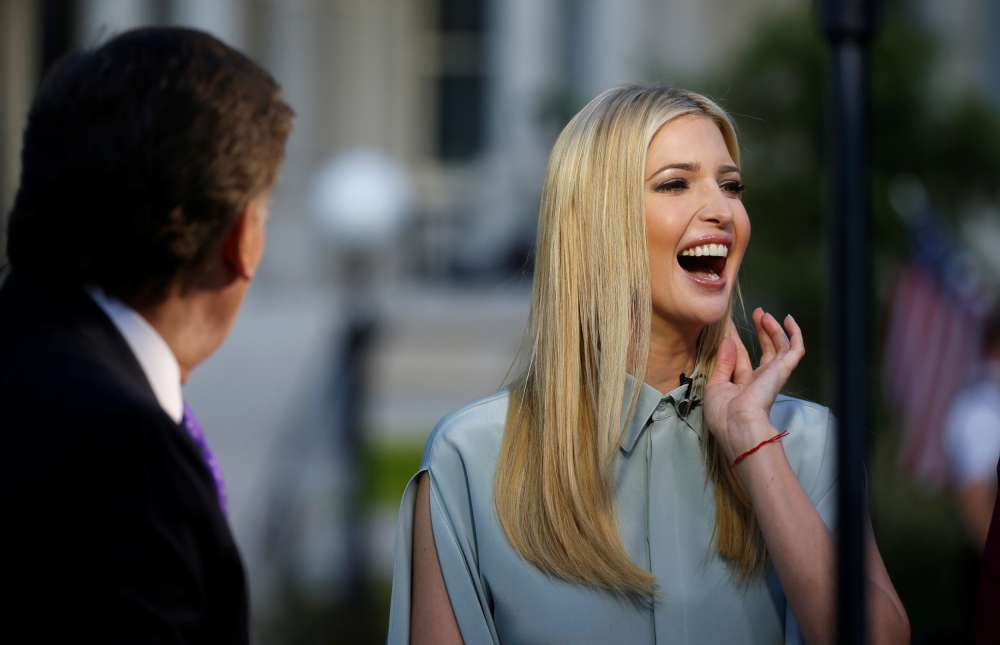 Ivanka Trump closes fashion line to focus on helping her father