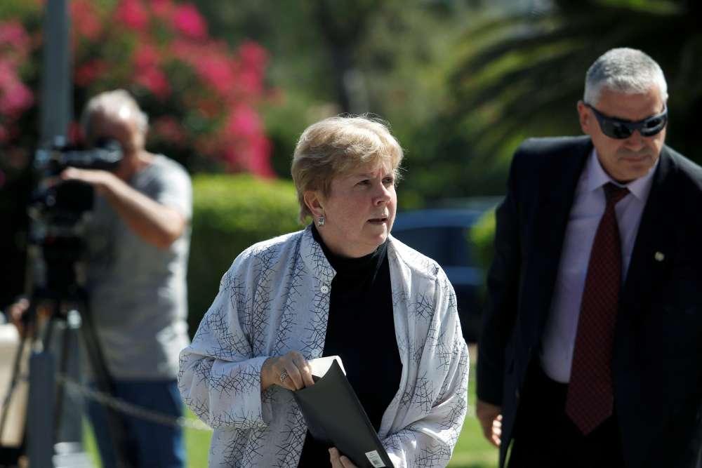 UN envoy in Cyprus probably after December 20