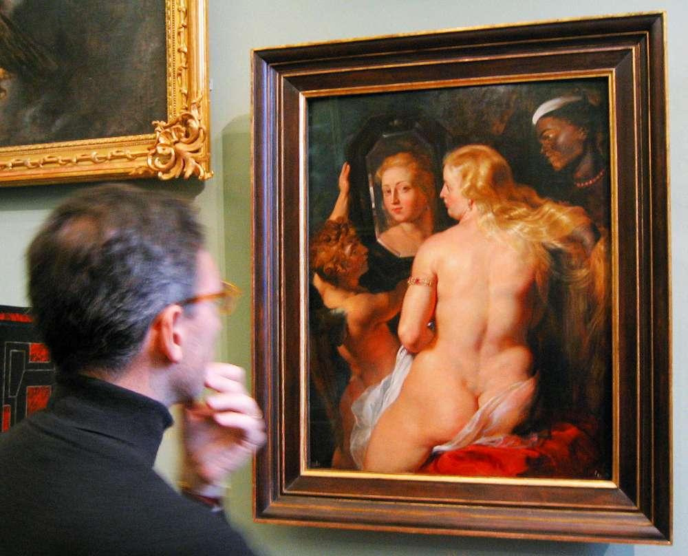 Rubens museum steers visitors away from nudes