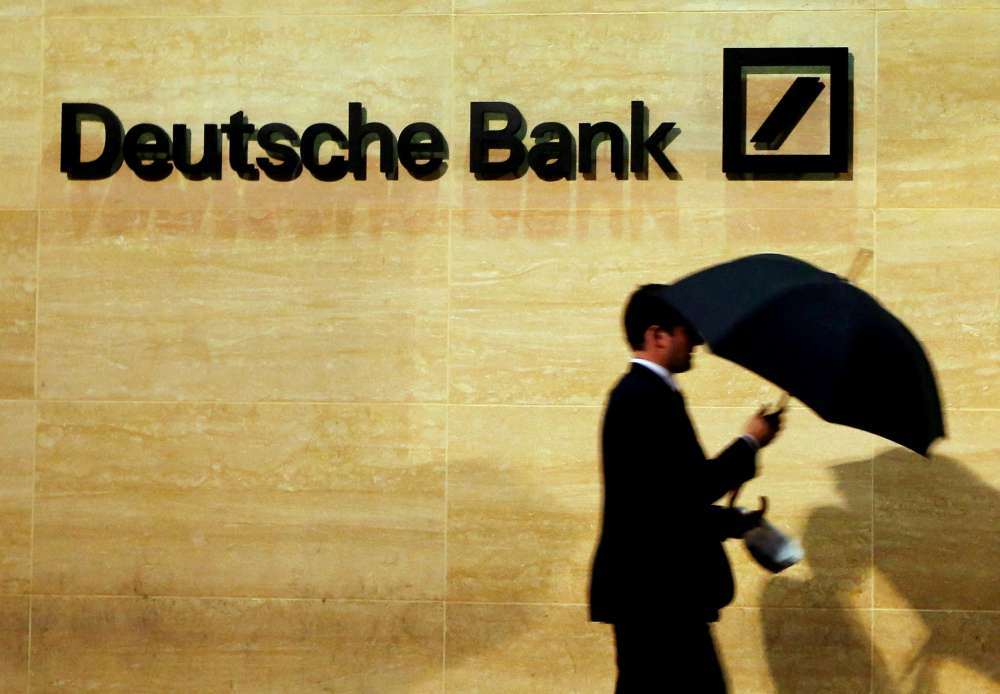 Deutsche Bank faces investigation for possible money-laundering lapses -NYT