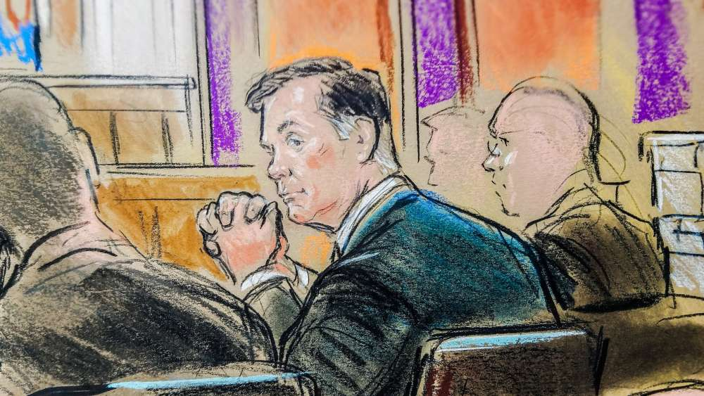 Ukraine in focus as Manafort trial in U.S. heads to second day