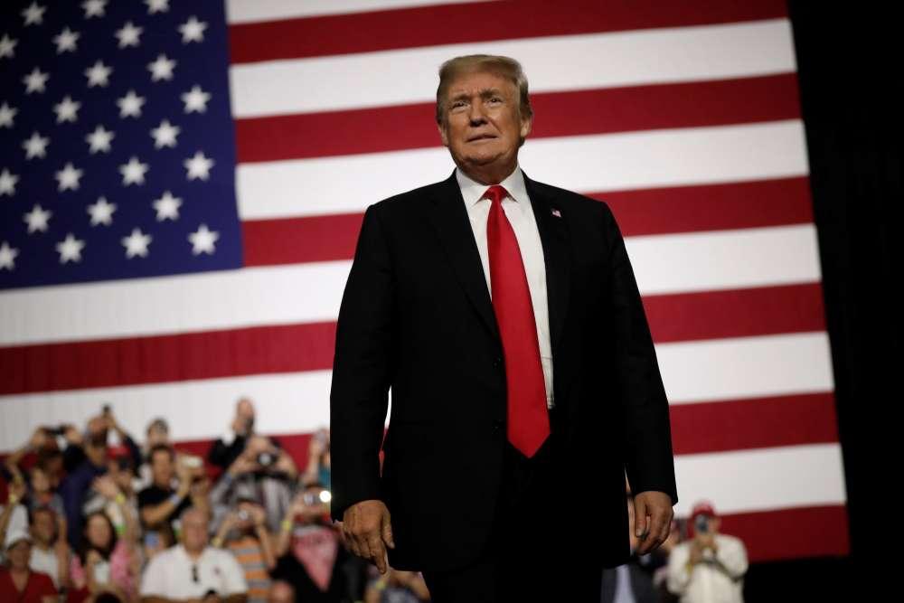 Trump slams Mueller