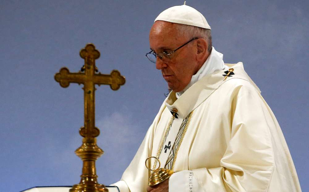 Vatican changes teaching to oppose death penalty in all cases